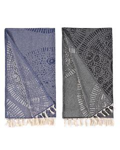 Anatolian Pestemal Beach Towel