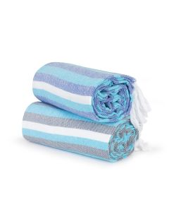 Elegant Stripe Pestemal Beach Towels