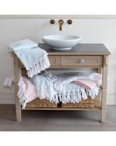 Ephesus Pestemal Towel - Stripy Design