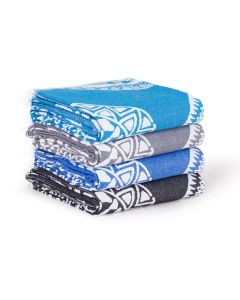 Zarya Pestemal Beach Towels